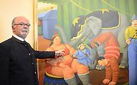"""Exposición """"El Circo""""  Fernando Botero, Medellín, Colombia. 03-02-2015"""