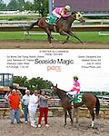 Parx Racing Win Photos 07-2012