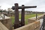 Cannon At Castillo de San Salvador de la Punta