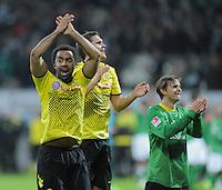 Fussball Bundesliga 2011/12: SV Werder Bremen - Borussia Dortmund