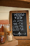 Salt displays at The Meadow, a salt shop in the North Mississippi neighborhood of Portland, Oregon