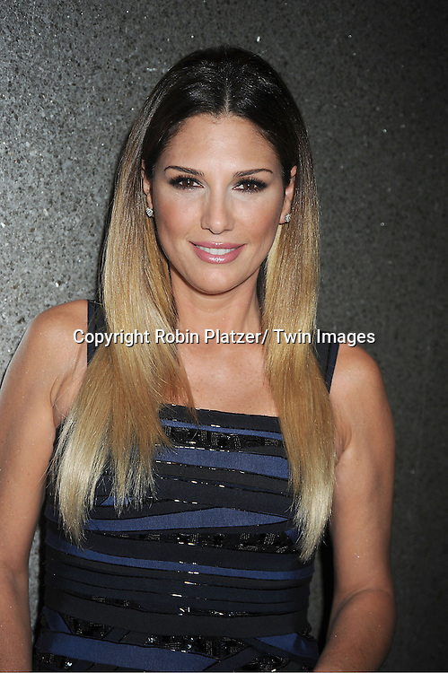 Daisy Fuentes in Carolina Herrera dress attends the Vanidades Magazine  Icons of Style Gala on September 27, 2012 at the Mandarin Oriental Hotel in New York City.