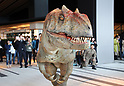Dino Safari show to open in Tokyo