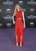"""HOLLYWOOD, CA - April 19: Lydia Hearst, At Premiere Of Disney And Marvel's """"Guardians Of The Galaxy Vol. 2"""" At The Dolby Theatre  In California on April 19, 2017. Credit: FS/MediaPunch"""