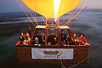 20100609 June 09 Cairns Hot Air Ballooning