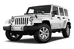 Jeep Wrangler Unlimited Sahara SUV 2017