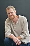 Craig Davidson, Canadian writer in 2014.