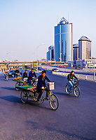 Jianguomenwai Avenue, Beijing, China
