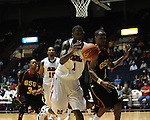 "Ole Miss' Terrance Henry (1) vs. Grambling State during the first half at the C.M. ""Tad"" Smith Coliseum in Oxford, Miss. on Monday, November 14, 2011.."