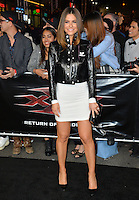 Maria Menounos at the Los Angeles premiere for &quot;XXX: Return of Xander Cage&quot; at the TCL Chinese Theatre, Hollywood. Los Angeles, USA 19th January  2017<br /> Picture: Paul Smith/Featureflash/SilverHub 0208 004 5359 sales@silverhubmedia.com