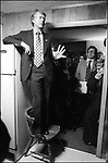 Jimmy Carter.Presidential Campaign.New Hampshire, USA, February 1976