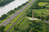 Sergeant Floyd's Monument along Missouri River
