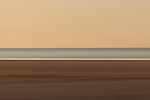 Sunset over Lake Eyre - southern end of Lake Eyre North's Madigan Gulf