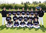 5-11-17, Pioneer High School freshman baseball team