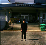 On May 11, 2011, earthquake of magnitude 9.0 and devastating tsunami hit the Tohoku area, killing more than 15,000 people and missing more than 5,000 people. Yuta Kajiwara, 15, survivor of tsunami at Hashikami Junior High Shcool.