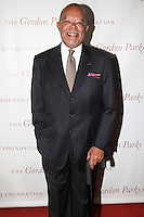 Dr. Henry Louis Gates Jr. arrives at the Gordon Parks Foundation 2014 Award Dinner and Auction on June 3, 2014 at Cipriani Wall Street, located on 55 Wall Street.