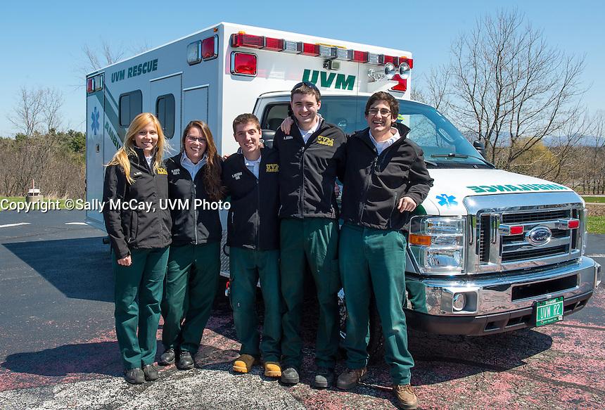 UVM Rescue Group Photos 2013