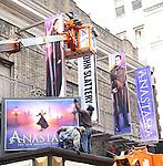 'Anastasia' - Marquee Installation