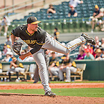 22 March 2015: Pittsburgh Pirates pitcher Charlie Leesman on the mound during a Spring Training game against the Houston Astros at Osceola County Stadium in Kissimmee, Florida. The Astros defeated the Pirates 14-2 in Grapefruit League play. Mandatory Credit: Ed Wolfstein Photo *** RAW (NEF) Image File Available ***