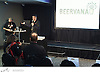 Beervana 2012 took place at Wellington's Westpac Stadium, and featured brewers and their wares from New Zealand and Australia.  ..A record-setting 271 brews from 96 breweries across New Zealand and Australia were available at Beervana. That's more beers than have ever been available at a single beer event in New Zealand's history!..Beers were organised at the event in a series of Brewery, Regional and Style Bars. There are seven Regional Bars - The North, Central, Wellington, Top of the South, Canterbury, Southern and Australia - and three Style Bars - Festive Brews, Real Ale and Cider...For the second-year the Wellington region's top restaurants developed beer-matched cuisine for Beervana, under the leadership of multi award-winning chef Martin Bosley...The 2012 line-up included Arbitrageur, Boulcott Street Bistro, The Dumpling House, Fork & Brewer, The General Practitioner, The Hop Garden, Martin Bosley's, Monsoon Poon, Steve Morris for Epicure, Vista, and Wakelin House (Greytown).