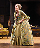 She Stoops to Conquer<br /> by Oliver Goldsmith <br /> directed by James Lloyd<br /> at the Olivier Theatre, Southbank, London, Great Britain <br /> 30th January 2012<br /> <br /> <br /> Sophie Thompson (as Mrs Hardcastle)<br /> <br /> <br /> Photograph by Elliott Franks