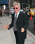 """Celebrities visit """"Late Show with David Letterman"""" July 18, 2011"""