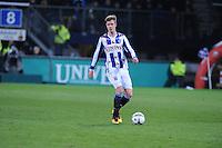 VOETBAL: HEERENVEEN: 06-02-16, Abe Lenstra Stadion, SC Heerenveen - FC Twente, uitslag 1-3, Joost van Aken, ©foto Martin de Jong