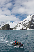 Point Wild, Elephant Island in the Southern Ocean
