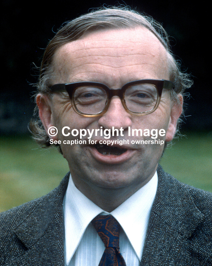 Mr JLB Deane, Bandon, Co Cork, Rep of Ireland, prominent layman, Church of Ireland, Anglican, 197806000189JLBD2..Copyright Image from Victor Patterson, 54 Dorchester Park, Belfast, United Kingdom, UK...For my Terms and Conditions of Use go to http://www.victorpatterson.com/Victor_Patterson/Terms_%26_Conditions.html