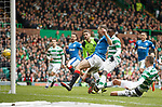 Clint Hill scores for Rangers