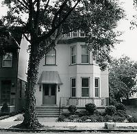 1973 August 01..Conservation.Ghent (R-43)...Homes in Ghent..Millard Arnold.NEG#.NRHA#..