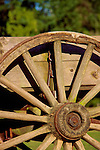 Wagon Wheel Campbell Valley Park Langley B.C.