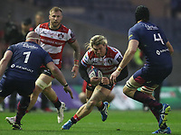 Gloucester Rugby's Richard Hibbard<br /> <br /> Photographer Rachel Holborn/CameraSport<br /> <br /> European Rugby Challenge Cup Final - Gloucester Rugby v Stade Francais Paris - Friday 12th May 2017 - BT Murrayfield, Edinburgh<br /> <br /> World Copyright &copy; 2017 CameraSport. All rights reserved. 43 Linden Ave. Countesthorpe. Leicester. England. LE8 5PG - Tel: +44 (0) 116 277 4147 - admin@camerasport.com - www.camerasport.com