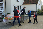 BUN AND PENNIES DAY SHROVE TUESDAY EAST HENDRED