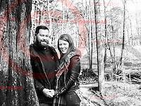 Ruth & Gordon Pre-Wedding Shoot 27/02/17