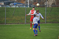 VOETBAL: BALK: 29-11-2014, VV Balk - HZVV, uitslag 1-0, ©foto Martin de Jong