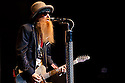 ZZ Top performing at The Beacon Theater, New York City, September 12, 2012