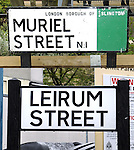 MAY 14 Change of London Street Name