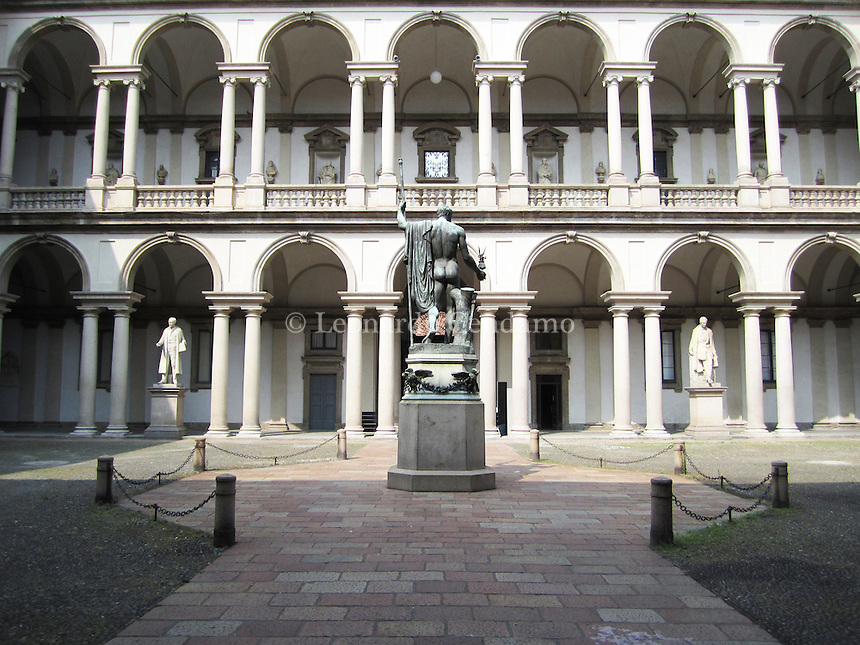 Accademia di brera leonardo cendamo for Accademia di milano