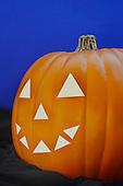 Stock photo of a Halloween Pumpkin