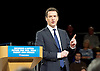Conservative Party Spring Forum <br /> at The Old Granada Studios, Manchester, Great Britain <br /> 28th March 2015 <br /> <br /> <br /> <br /> George Osborne <br /> Chancellor the Exchequer <br /> speech <br /> <br /> Photograph by Elliott Franks