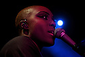 Laura Mvula opening for Jessie Ware at the Cambridge Junction on 6 March 2013