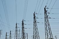 "Power transmission lines, ""high voltage electric transmission"","