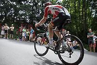 Jurgen Roelandts (BEL/Lotto-Soudal)<br /> <br /> Stage 18 (ITT) - Sallanches &rsaquo; Meg&egrave;ve (17km)<br /> 103rd Tour de France 2016