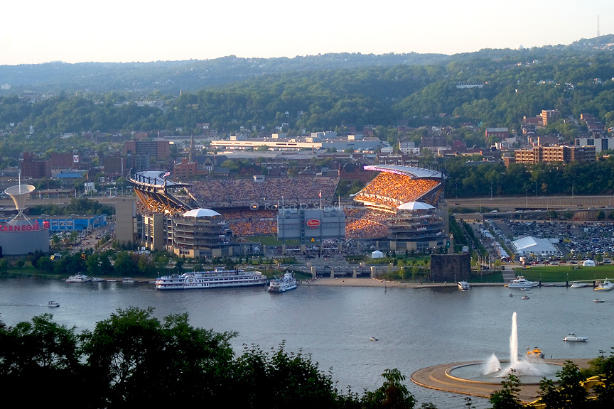 Pittsburgh's Sports Venues - Heinz Field