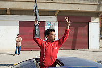 Libya War: from uprising to civil war