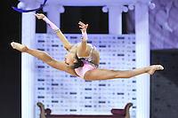 September 26, 2014 - Izmir, Turkey -  RITA MAMUN of Russia performs at 2014 World Championships.