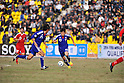 (R-L) Shinji Kagawa, Kengo Nakamura (JPN), NOVEMBER 11, 2011 - Football / Soccer : 2014 FIFA World Cup Asian Qualifiers Third round Group C match between Tajikistan 0-4 Japan at Central Stadium in Dushanbe, Tajikistan. (Photo by Jinten Sawada/AFLO)