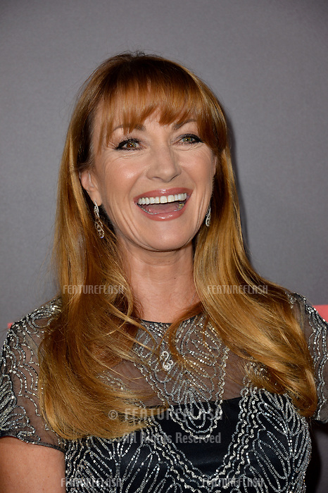 Jane Seymour at the premiere for &quot;Sandy Wexler&quot; at The Cinerama Dome. Los Angeles, USA 06 April  2017<br /> Picture: Paul Smith/Featureflash/SilverHub 0208 004 5359 sales@silverhubmedia.com