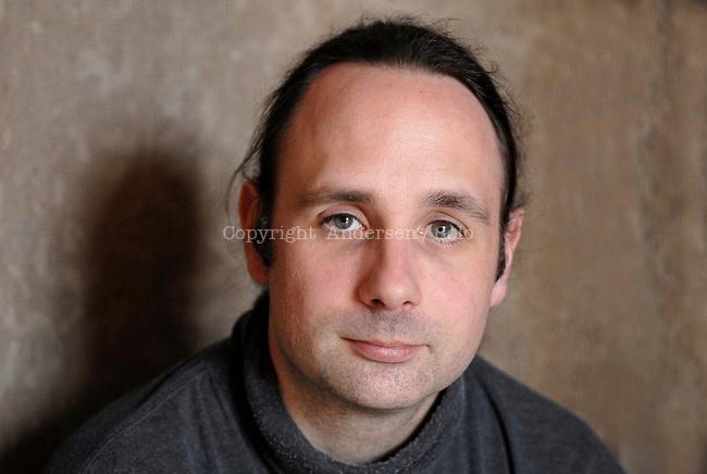 German writer Jan Costin Wagner